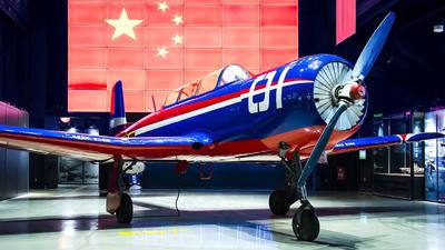 01 - Nanchang CJ-6A - China - Air Force