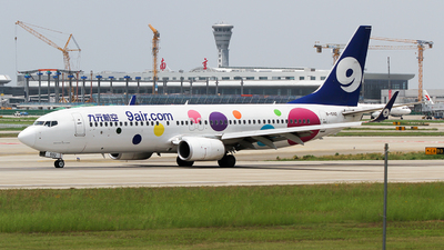 B-1592 - Boeing 737-86X - 9Air