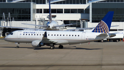 N88330 - Embraer 170-200LR - United Express (Mesa Airlines)