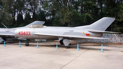 40403 - Shenyang J-6 - China - Air Force