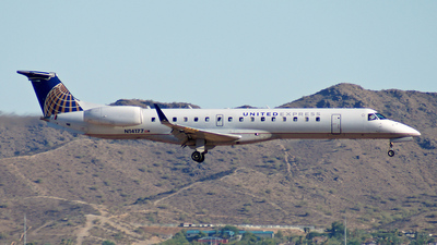 N14177 - Embraer ERJ-145XR - United Express (ExpressJet Airlines)