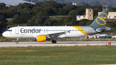 A picture of DAICE - Airbus A320212 - Condor - © Javier Rodriguez - Amics de Son Sant Joan