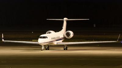N620JH - Gulfstream G550 - Private
