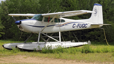 C-FUQC - Cessna 180H Skywagon - Private