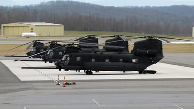 03-03734 - Boeing MH-47G Chinook - United States - US Army