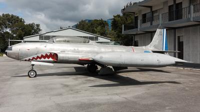 158 - Lockheed T-33A Shooting Star - Guatemala - Air Force