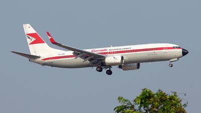 PK-GFM - Boeing 737-8U3 - Garuda Indonesia