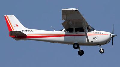 JA03AL - Cessna 172S Skyhawk SP II - Asahi Air