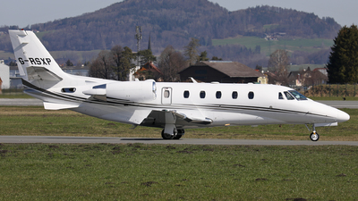G-RSXP - Cessna 560XL Citation XLS Plus - Private