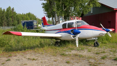 A picture of N2140P - Piper PA23 Apache - [23733] - © Stefan Bratner
