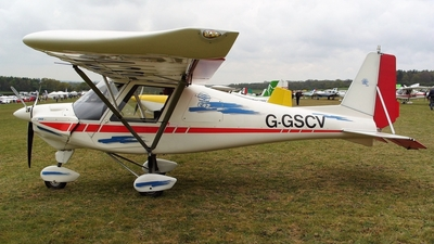A picture of GGSCV - Ikarus C42 - [PFA 32213939] - © Glyn Charles Jones