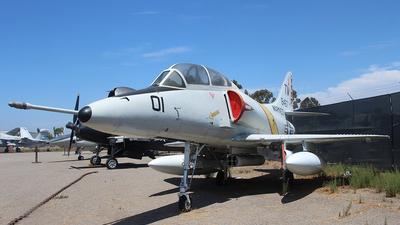 158467 - McDonnell Douglas TA-4J Skyhawk - United States - US Marine Corps (USMC)