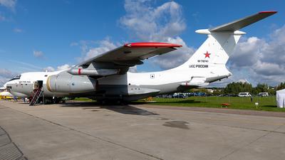 RF-78741 - Ilyushin IL-78M-90A - Russia - Air Force