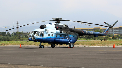 PK-BST - Mil Mi-171C - Indonesia - National Search and Rescue Agency (Basarnas)