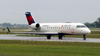 N430SW - Bombardier CRJ-200ER - Delta Connection (SkyWest Airlines)
