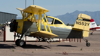 N552Y - Grumman G-164 Ag-Cat - Private