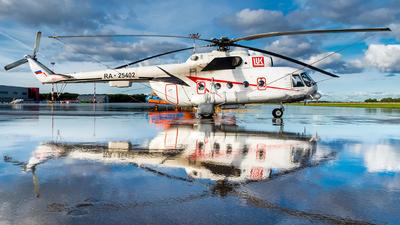 RA-25402 - Mil Mi-8MT Hip - Lukoil-Avia