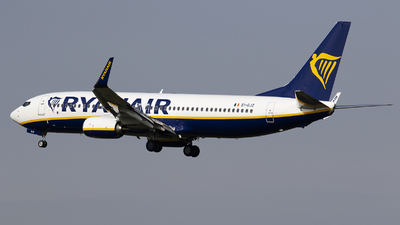 EI-GJZ - Boeing 737-8AS - Ryanair