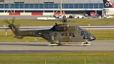 T-340 - Eurocopter AS 532UL Cougar - Switzerland - Air Force