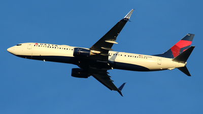 A picture of N820DN - Boeing 737932(ER) - Delta Air Lines - © Huy Do