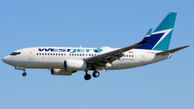 C-FXWJ - Boeing 737-7CT - WestJet Airlines