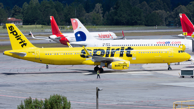N670NK - Airbus A321-231 - Spirit Airlines