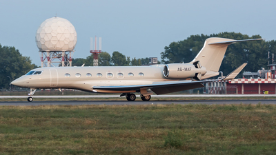A6-MAF - Gulfstream G650ER - Private