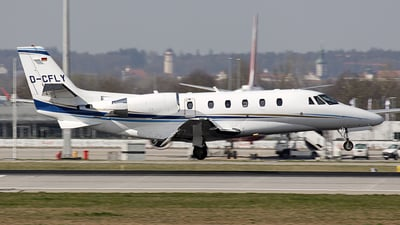 D-CFLY - Cessna 560XL Citation XLS Plus - Air Hamburg