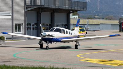 A picture of HBPJE - Piper PA32R301 - [3246223] - © Alexandre Fazan
