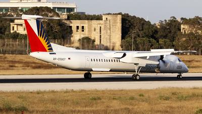 RP-C5907 - Bombardier Dash 8-Q400 - PAL Express