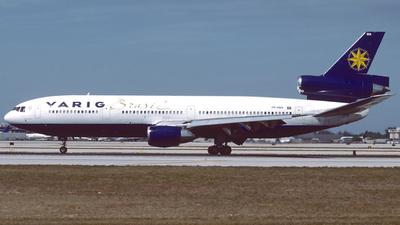 PP-VMA - McDonnell Douglas DC-10-30 - Varig