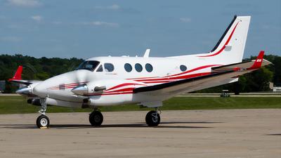 N84NE - Beechcraft C90GTx King Air - Private