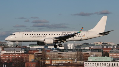 D-AJHW - Embraer 190-100LR - Braathens Regional (German Airways)