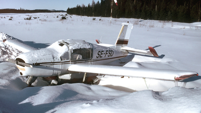 SE-FSD - Socata MS-880B Rallye Club - Private