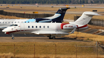 XA-BOM - Bombardier BD-100-1A10 Challenger 300 - Private