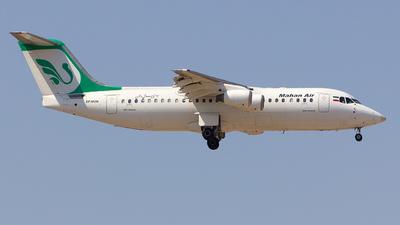 EP-MON - British Aerospace Avro RJ100 - Mahan Air