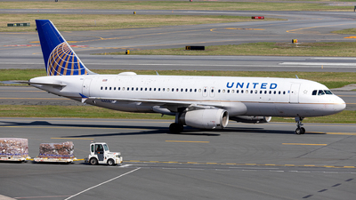 A picture of N408UA - Airbus A320232 - United Airlines - © OCFLT_OMGcat