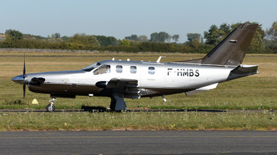 F-HMBS - Socata TBM-850 - Private