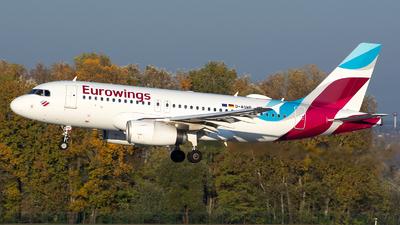 D-AGWF - Airbus A319-132 - Eurowings