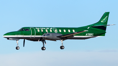 N788KL - Fairchild SA227-AC Metro III - Key Lime Air
