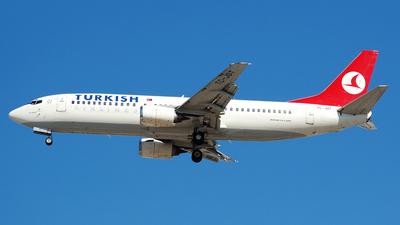 TC-JDT - Boeing 737-4Y0 - Turkish Airlines