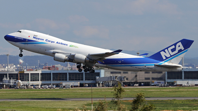 A picture of JA07KZ - Boeing 7474KZ(F) - [36134] - © bmwxinghao