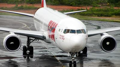 PT-MSR - Boeing 767-33A(ER) - TAM Linhas Aéreas