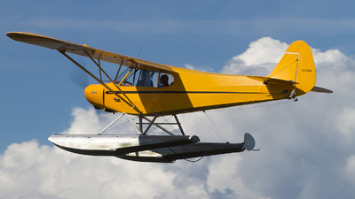 N333GP - Piper PA-11-90 Cub Special - Private