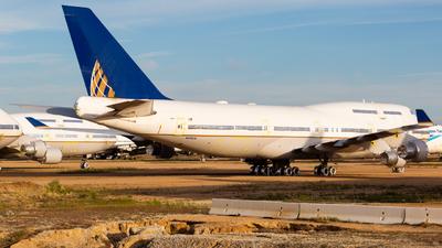 N119UA - Boeing 747-422 - Untitled