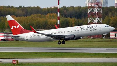 VP-BSK - Boeing 737-82R - Nordwind Airlines