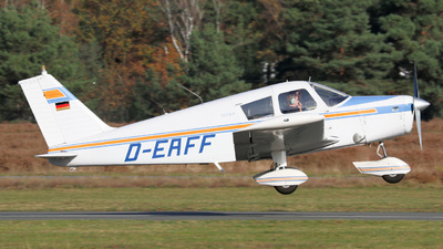 D-EAFF - Piper PA-28-140 Cherokee C - Private