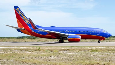 N237WN - Boeing 737-7H4 - Southwest Airlines