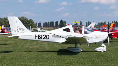 I-B120 - Tecnam P2002 Sierra - Private
