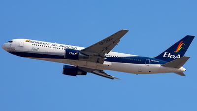 A picture of CP2881 - Boeing 76733A(ER) - Boliviana de Aviacion - © YoungKyun Shin